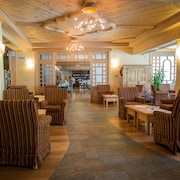 Lounge dell'hotel