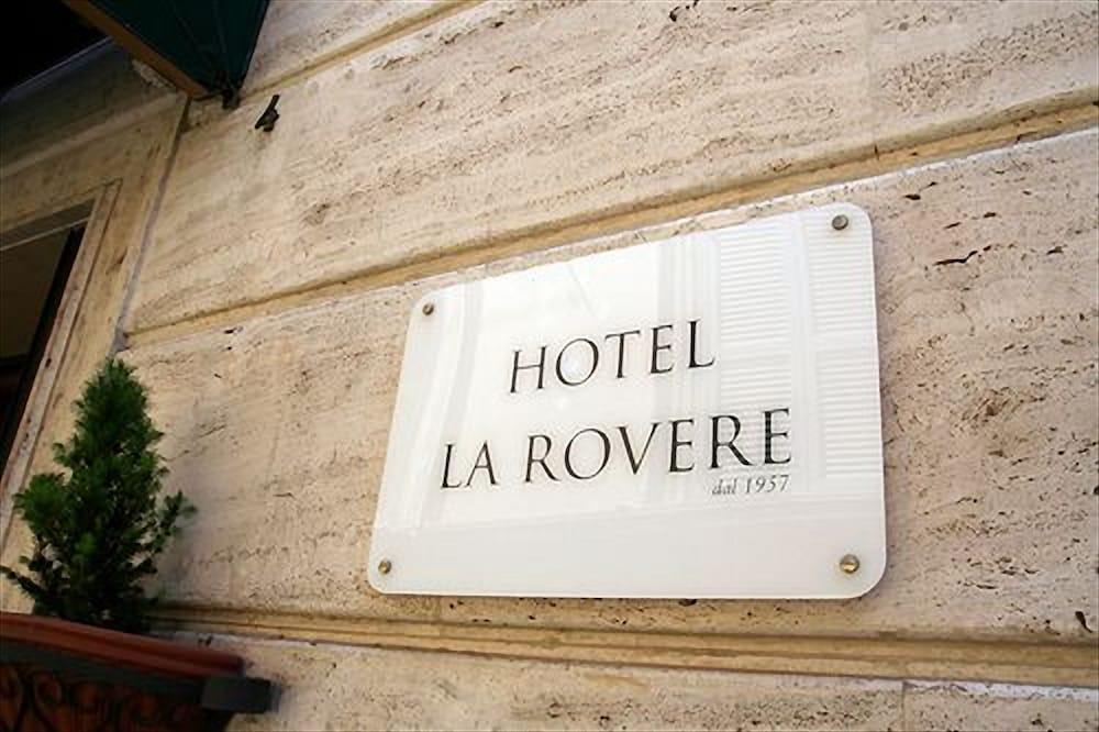 Front of Property, Hotel La Rovere