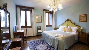 埃及棉床單、保險箱、設計每間自成一格、隔音