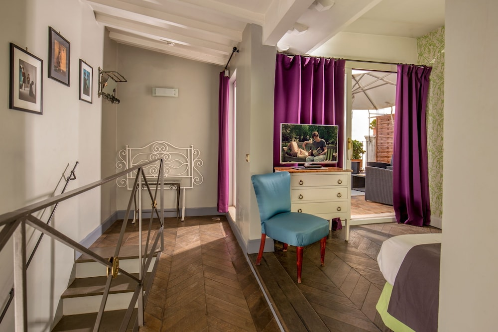 Boutique hotel anahi 2017 room prices deals reviews for Boutique hotel anahi roma
