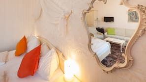 Minibar, Zimmersafe, kostenloses WLAN