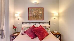 Premium bedding, minibar, in-room safe, rollaway beds