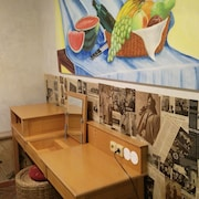 Servizi e dotazioni della camera