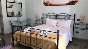1 bedroom, down comforters, pillowtop beds, minibar