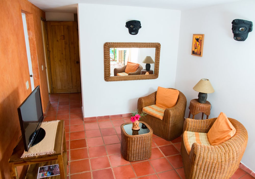 Living Room, Hotel Residencia del Paseo