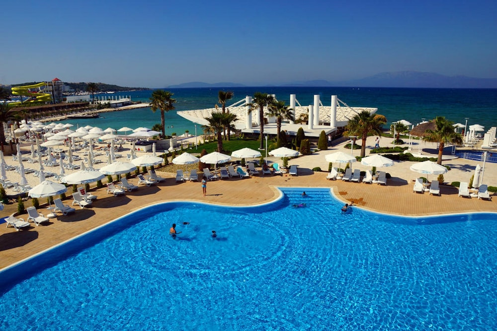 Outdoor Pool, İlica Hotel Spa & Wellness Thermal Resort
