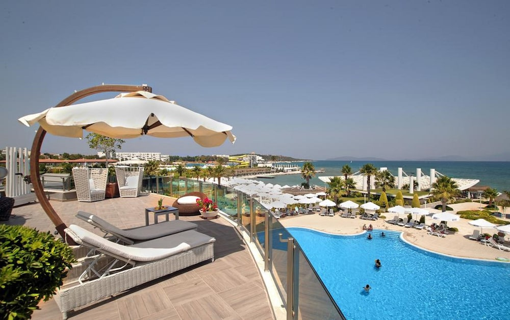 Terrace/Patio, İlica Hotel Spa & Wellness Thermal Resort