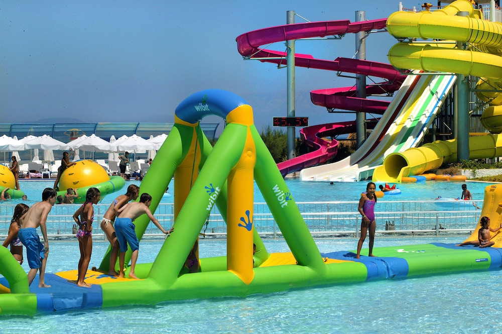 Water Park, İlica Hotel Spa & Wellness Thermal Resort