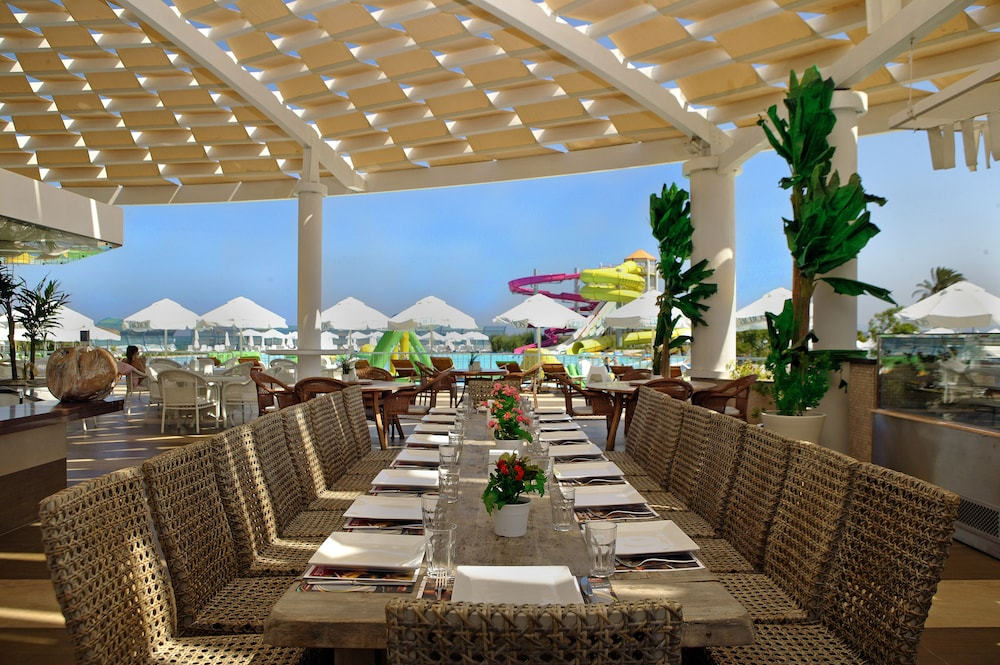 Outdoor Dining, İlica Hotel Spa & Wellness Thermal Resort