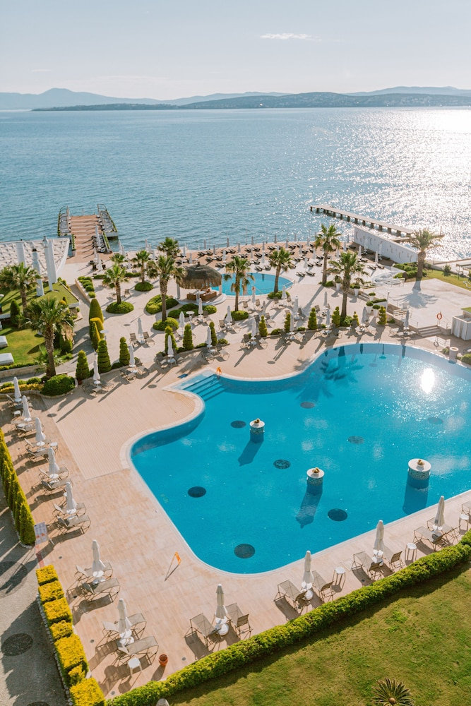 Aerial View, İlica Hotel Spa & Wellness Thermal Resort