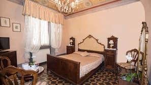 Desk, soundproofing, cots/infant beds, rollaway beds