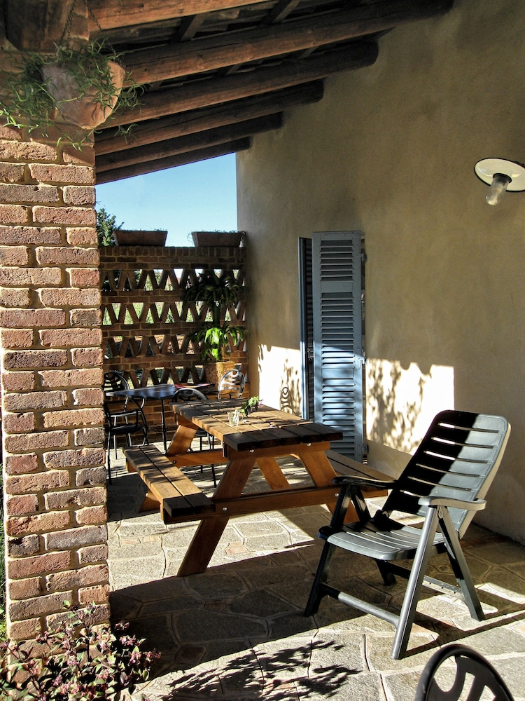 Terrace/Patio, Cascina Ponchietta