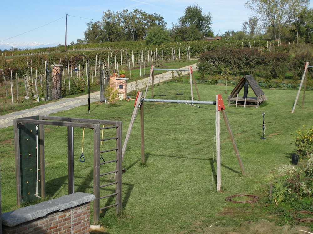 Children's Play Area - Outdoor, Cascina Ponchietta