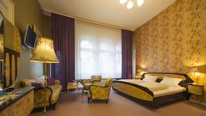 Zimmersafe, individuell dekoriert, kostenloses WLAN