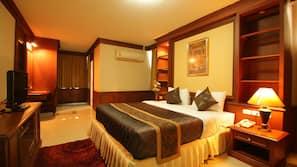 Brankas, kedap suara, tempat tidur lipat/tambahan, dan Wi-Fi gratis