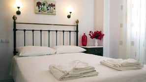 13 bedrooms, in-room safe, iron/ironing board, free cots/infant beds