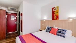 1 chambre, coffres-forts dans les chambres, décoration personnalisée