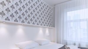 1 bedroom, desk, iron/ironing board, free WiFi