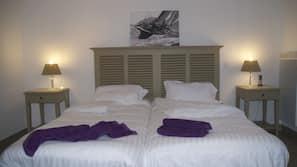 Egyptiska bomullslakan och Select Comfort-madrasser