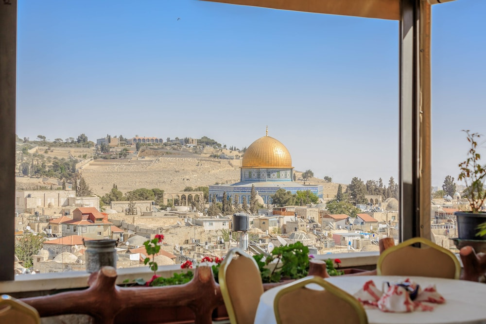 Hashimi hotel in jerusalem hotel rates reviews in orbitz for Hotels jerusalem