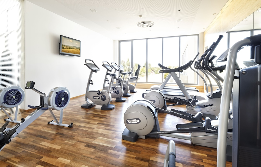Fitness Facility, Therme Laa Hotel & Silent Spa