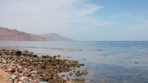 Praia particular nas proximidades, prática de mergulho autônomo