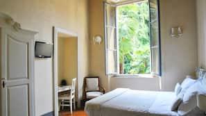 Biancheria da letto di alta qualità, letti aggiuntivi (a pagamento)