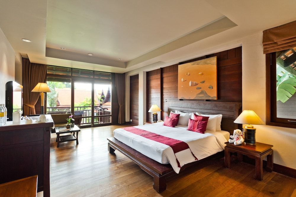 Room, Khaolak Bhandari Resort & Spa