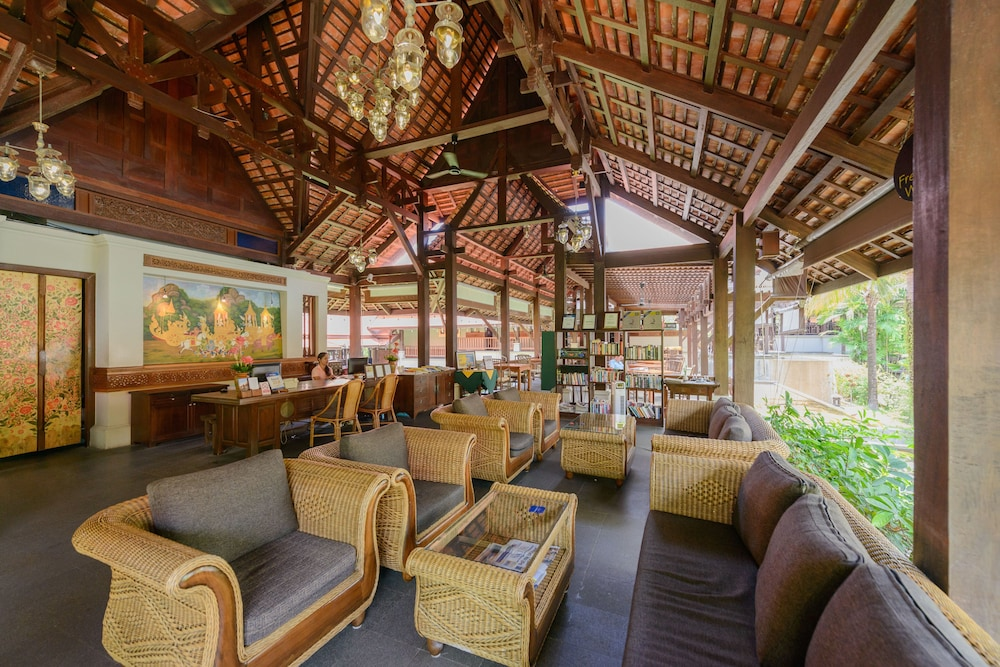 Lobby Sitting Area, Khaolak Bhandari Resort & Spa