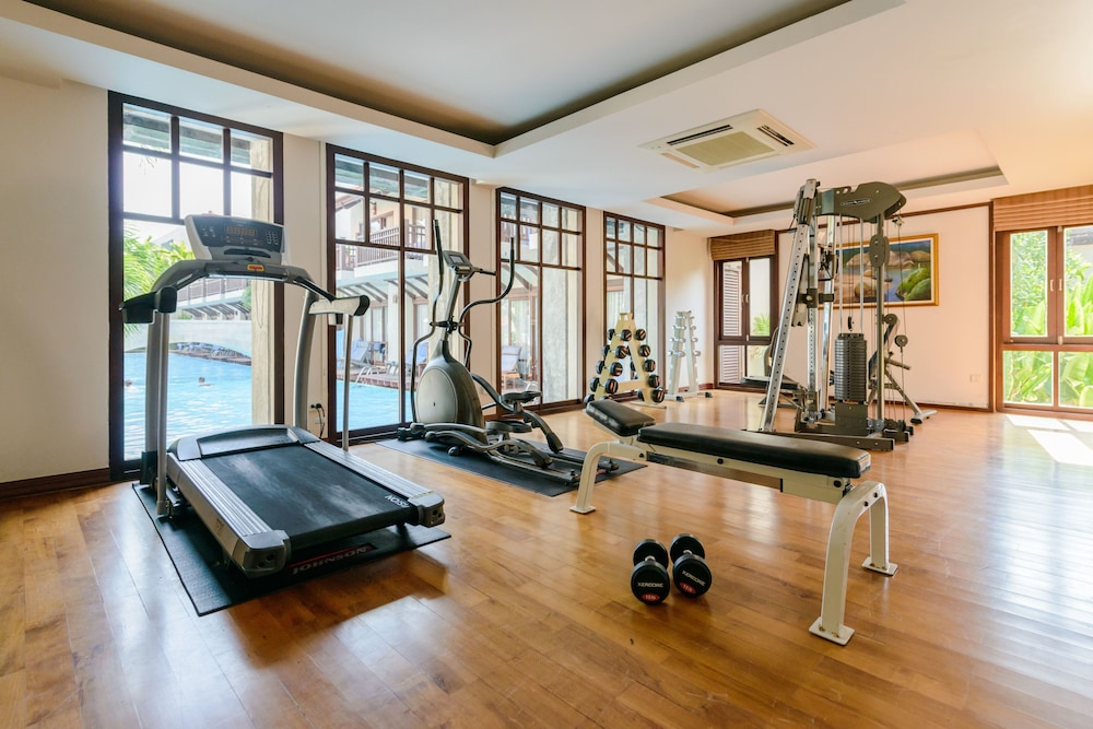 Gym, Khaolak Bhandari Resort & Spa