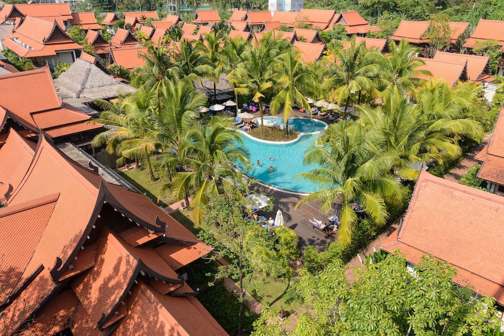 Aerial View, Khaolak Bhandari Resort & Spa