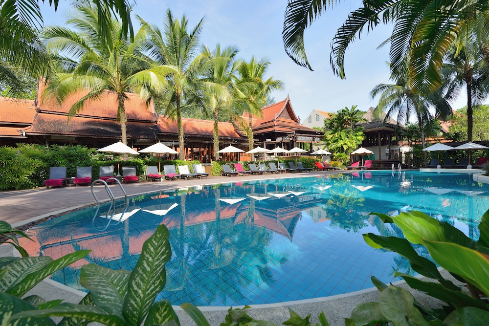 Outdoor Pool, Khaolak Bhandari Resort & Spa