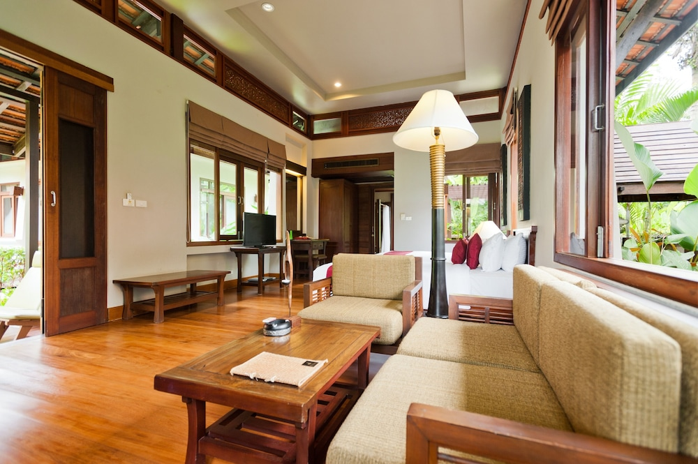 Living Area, Khaolak Bhandari Resort & Spa