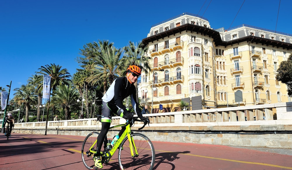 Bicycling, Lolli Palace Hotel Sanremo