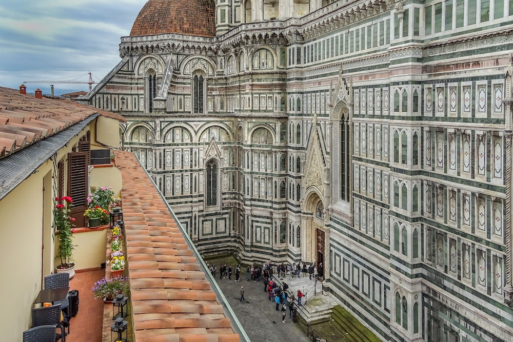 View from Property, Hotel Duomo