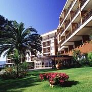 Hotellets fasade