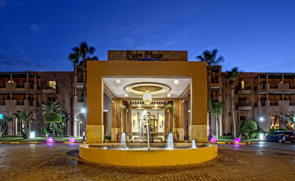 Palm plaza marrakech hotel spa reviews photos rates for Hotels marrakech