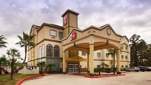 Check Expedia for Availability of Best Western Plus New Caney Inn & Suites