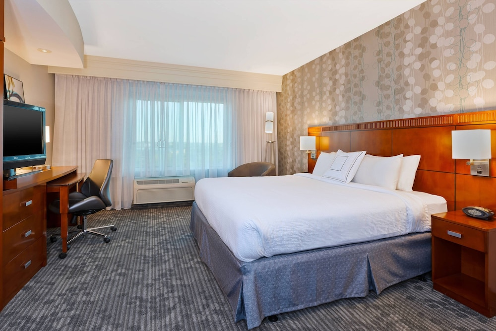 Room, Courtyard by Marriott Omaha La Vista