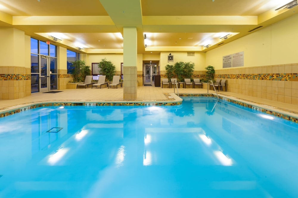 Indoor Pool, Courtyard by Marriott Omaha La Vista