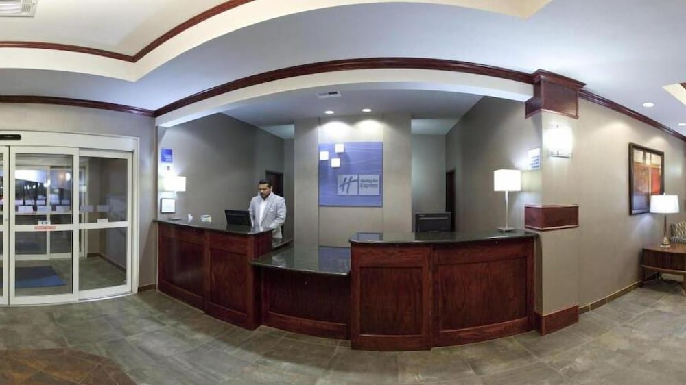 Reception, Holiday Inn Express Hotel and Suites Fort Stockton, an IHG Hotel
