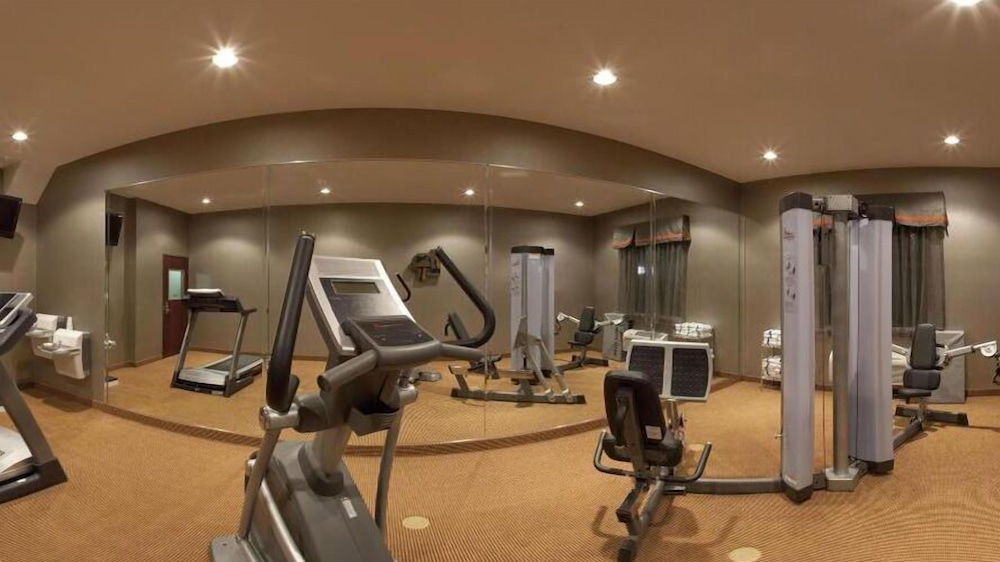 Gym, Holiday Inn Express Hotel and Suites Fort Stockton, an IHG Hotel