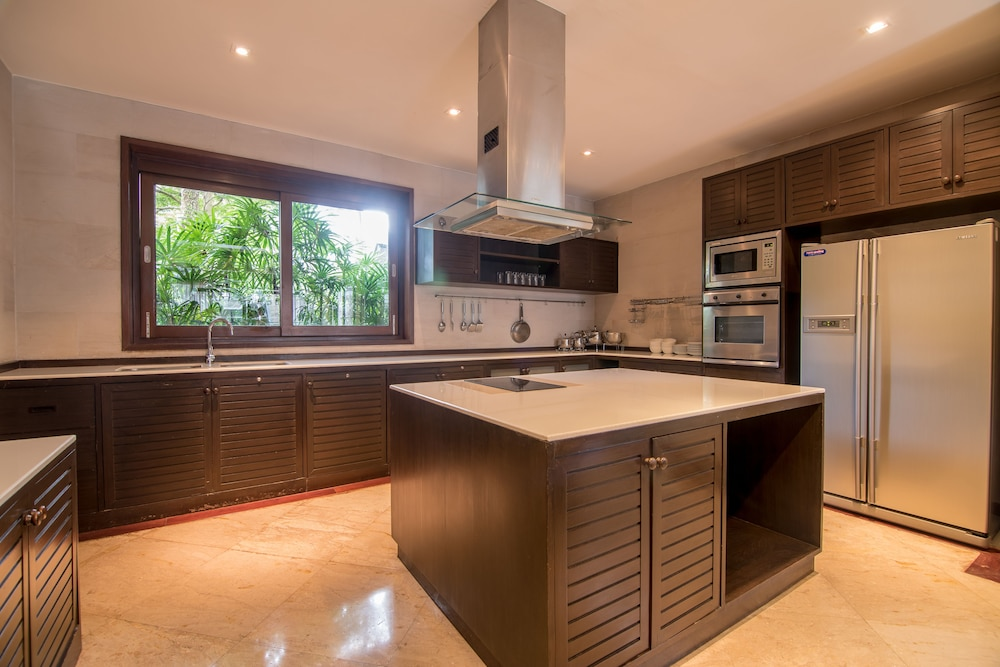 Private Kitchen, Villa Zolitude Resort & Spa