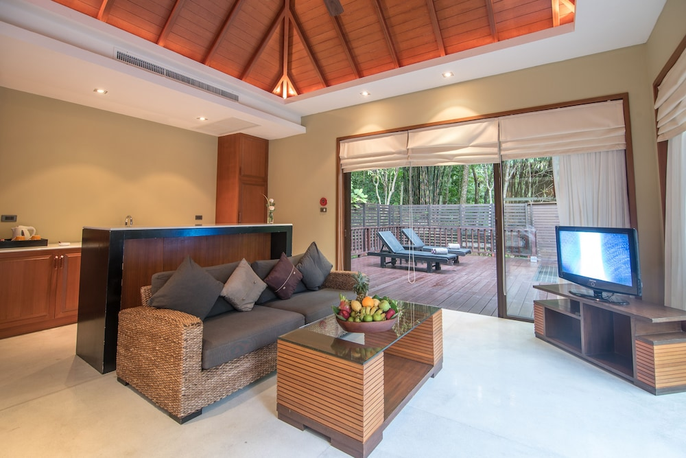 Living Area, Villa Zolitude Resort & Spa