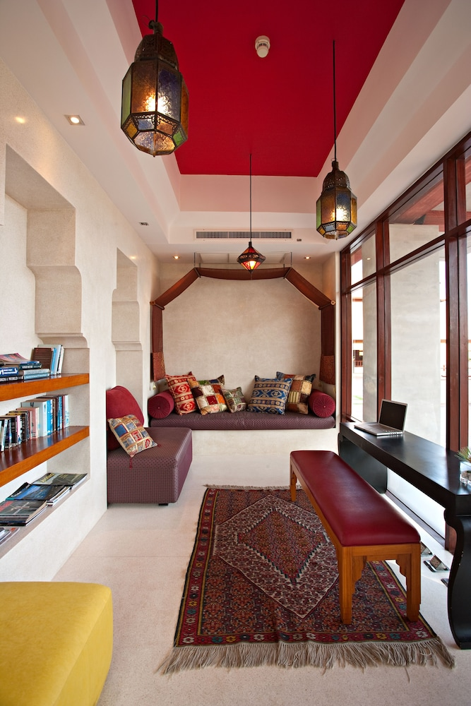 Library, Villa Zolitude Resort & Spa