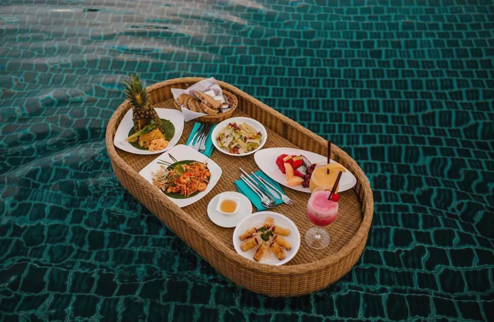 Food and Drink, Villa Zolitude Resort & Spa