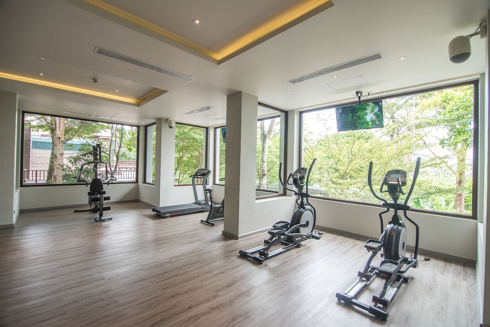 Gym, Villa Zolitude Resort & Spa
