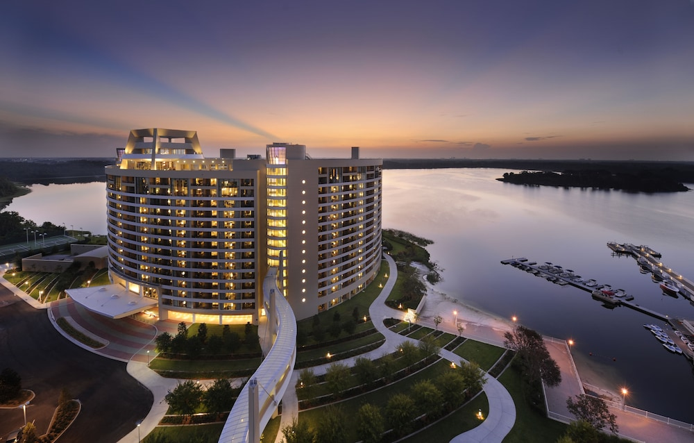 Stupendous Bay Lake Tower At Disneys Contemporary Resort In Orlando Download Free Architecture Designs Scobabritishbridgeorg