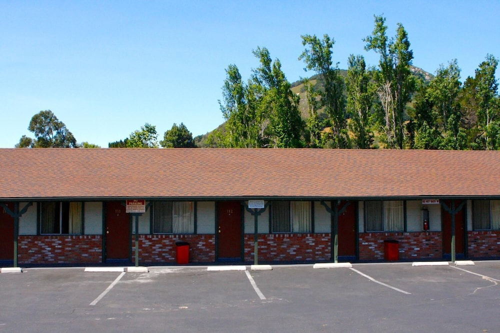 Exterior, Homestead Motel