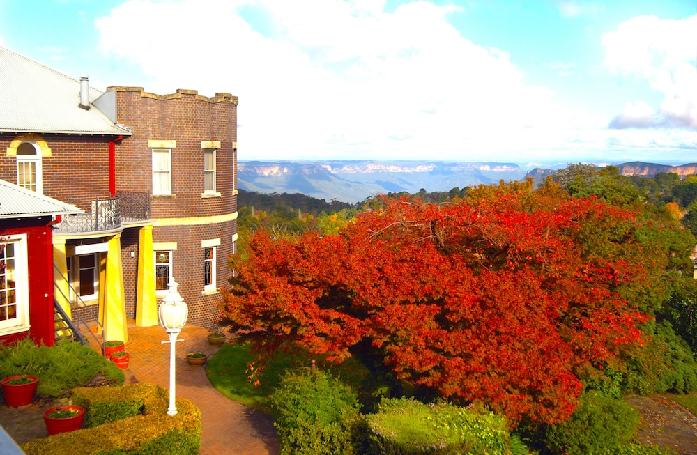 View from Property, Hotel Mountain Heritage - Blue Mountains